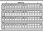 Excelで作成した活動記録表