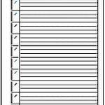 Excelで作成した日記