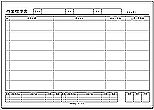 Excelで作成した作業標準書