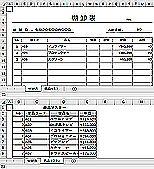 VLOOKUPを使った表の作り方