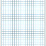 Excelで作成した工作用紙