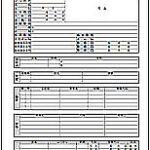 Excelで作成した社員台帳