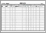 Excelで作成した営業リスト