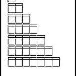 Excelで作成した印鑑枠