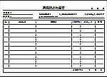 Excelで作成した再発防止対策書